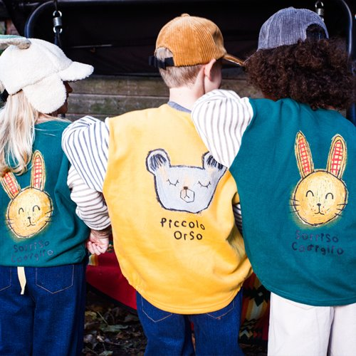 bear&rabbit friend mtm -F/W season