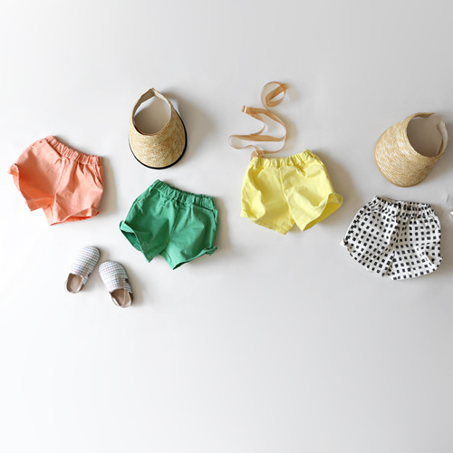 bobo color shorts -S/S season주문폭주