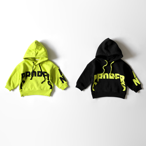 color printing hood -F/W season