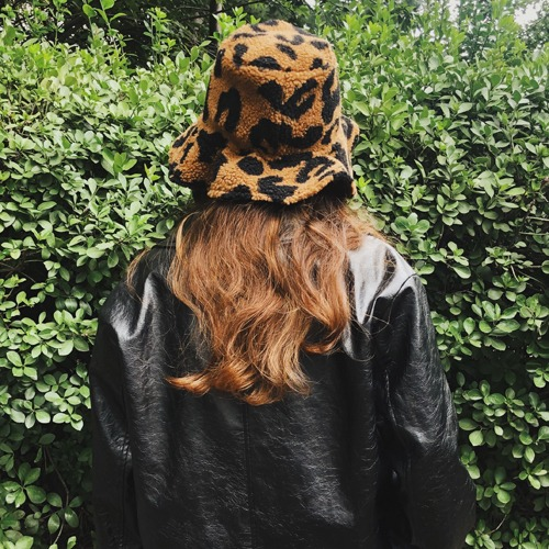 *MOM leopard&embroidery fur hat *4차 수량 오픈*