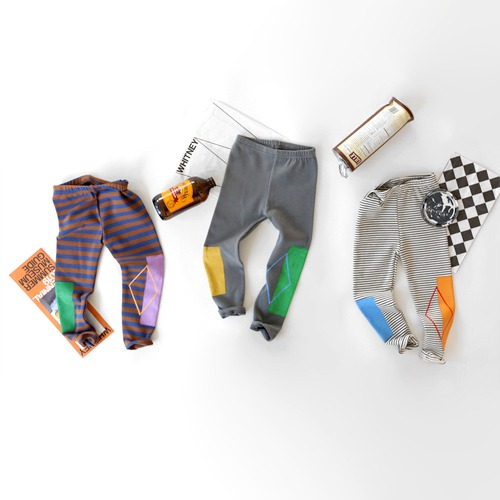 figure nap leggings -F/W season품절임박