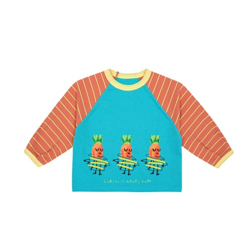 carrot&rabbit friend tee -S/S season품절임박