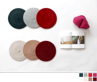 girl beret hat