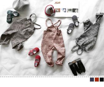 SALE tweed span overalls