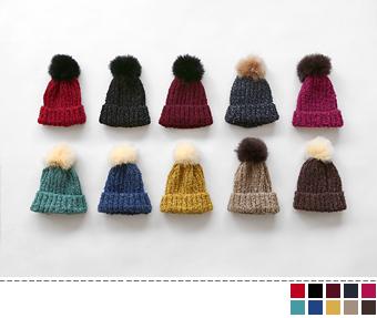 bocasi mink hat