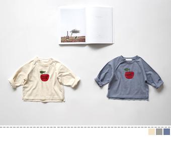 apple printing tee