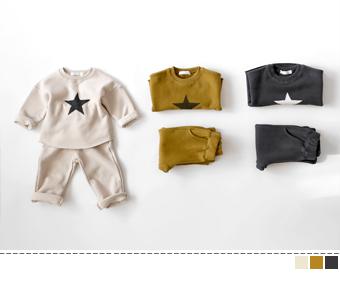 star daily tee+sl (set)