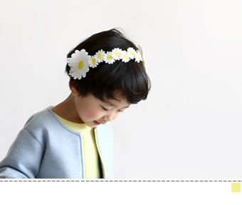 flower lace hairband