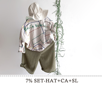 LOOK NΟ S/S ˇ31 hat+ca+sl